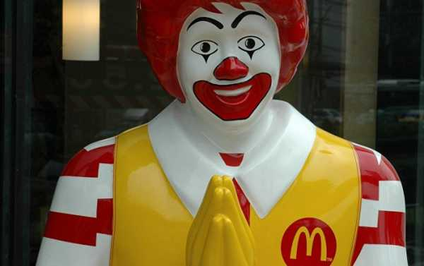 Not Loving It: Crucified Ronald McDonald Triggers Christian Protests in Israel