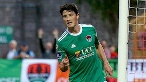 Cork City loan signing goes straight into squad for tonight's clash with Sligo