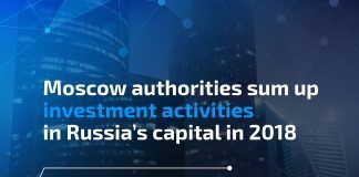 Moscow authorities sum up investment activities in Russia's capital in 2018