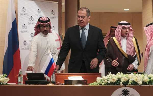 Peace in Syria and Middle East, Bilateral Ties Top Agenda at Lavrov's Gulf Talks