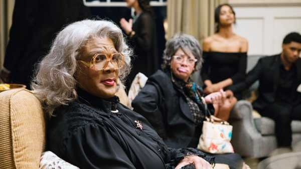 Pour One Out for Tyler Perry's Madea |