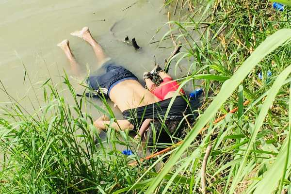A photo of a dead father and daughter shows the true nature of Trump's immigration policy
