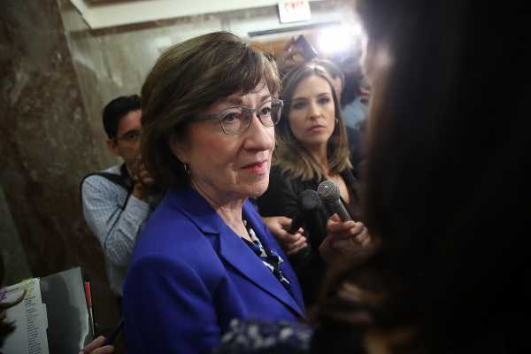 Why Democrats think 2020 is the year they can defeat Susan Collins