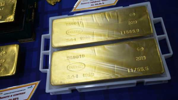 'Gold Rush': US-Iran Confrontation Sends Gold Prices to 6-Year High