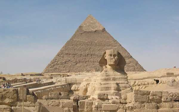 Riddle Me This: Historian Claims Secret Chamber is Hidden Behind Sphinx's 'Back Door'