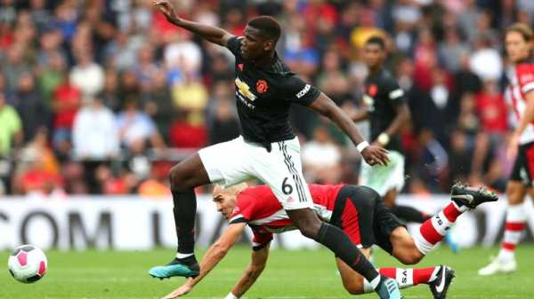 Manchester United's issues exposed in draw with Southampton