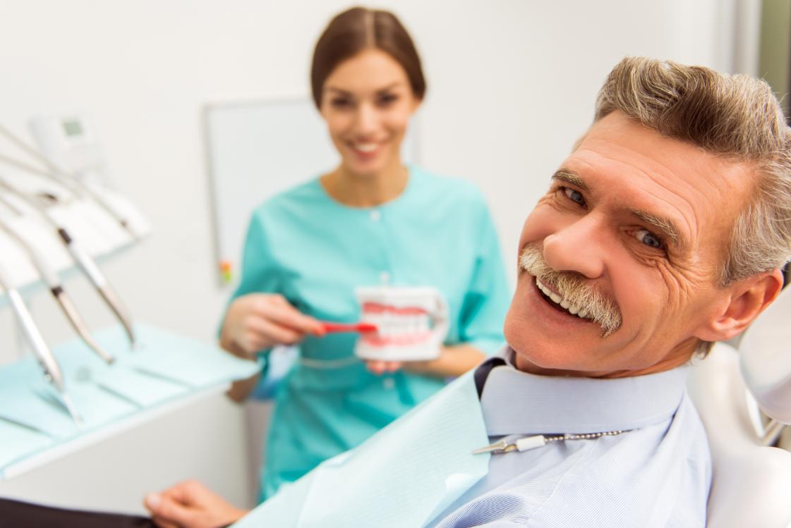 Latest dental implant technology in Sola Dental Spa