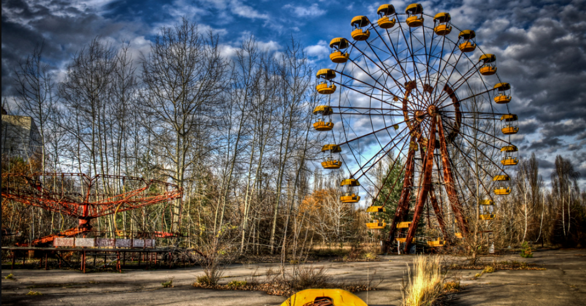 Individual Tours to Chernobyl: See the Part of World History