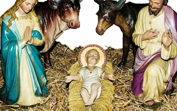 Twitter Despair as Christmas Nativity Display Gets Banned From Scottish Mall