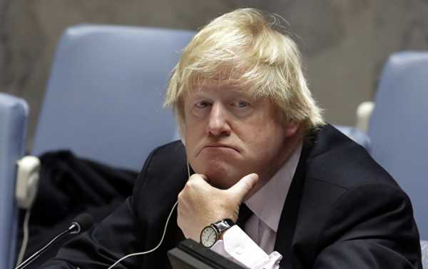 Johnson's Profile Pic Swapped to Porn Due to Fault in Tory Conf App – Report