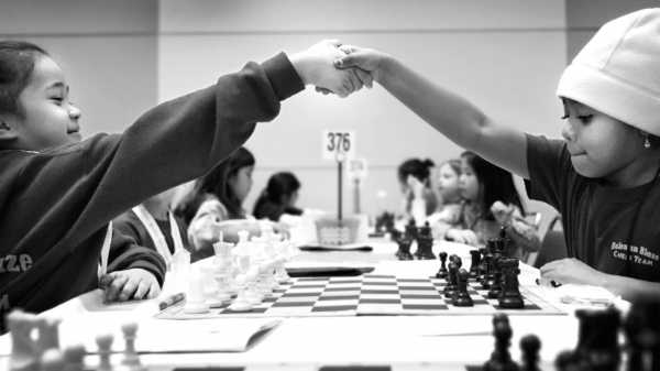 The Girls Fighting Stereotypes in the World of Scholastic Chess |