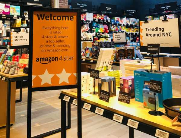 Amazon's new store, Amazon 4-Star, is both a dream and a nightmare